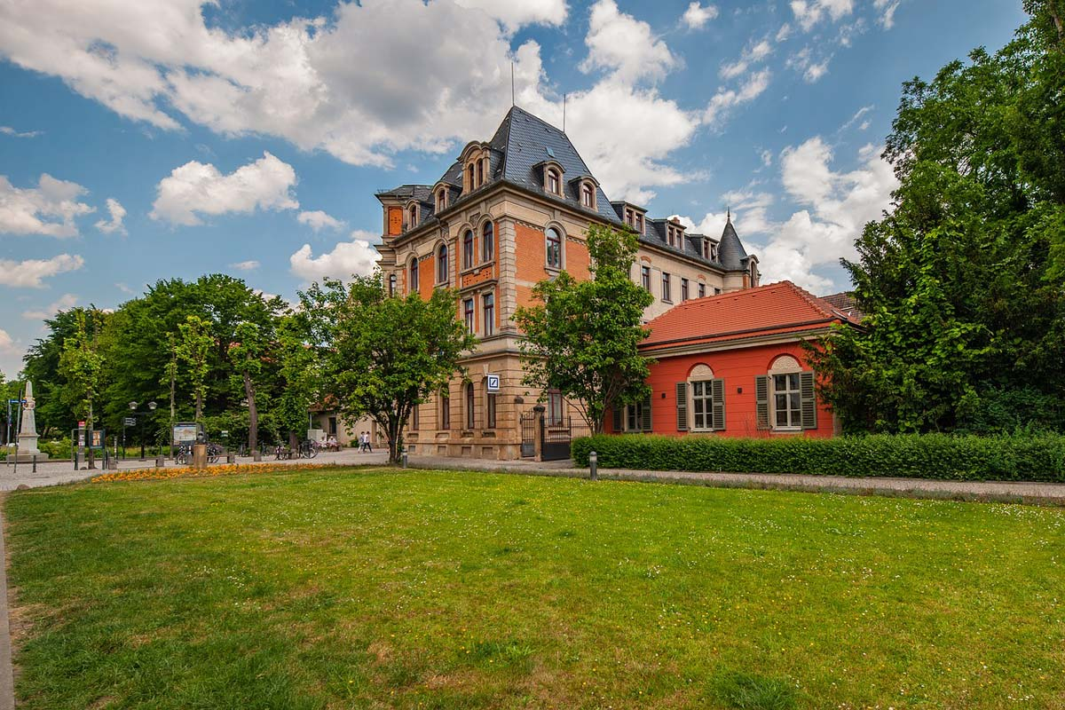 Kreisstadt Pirna