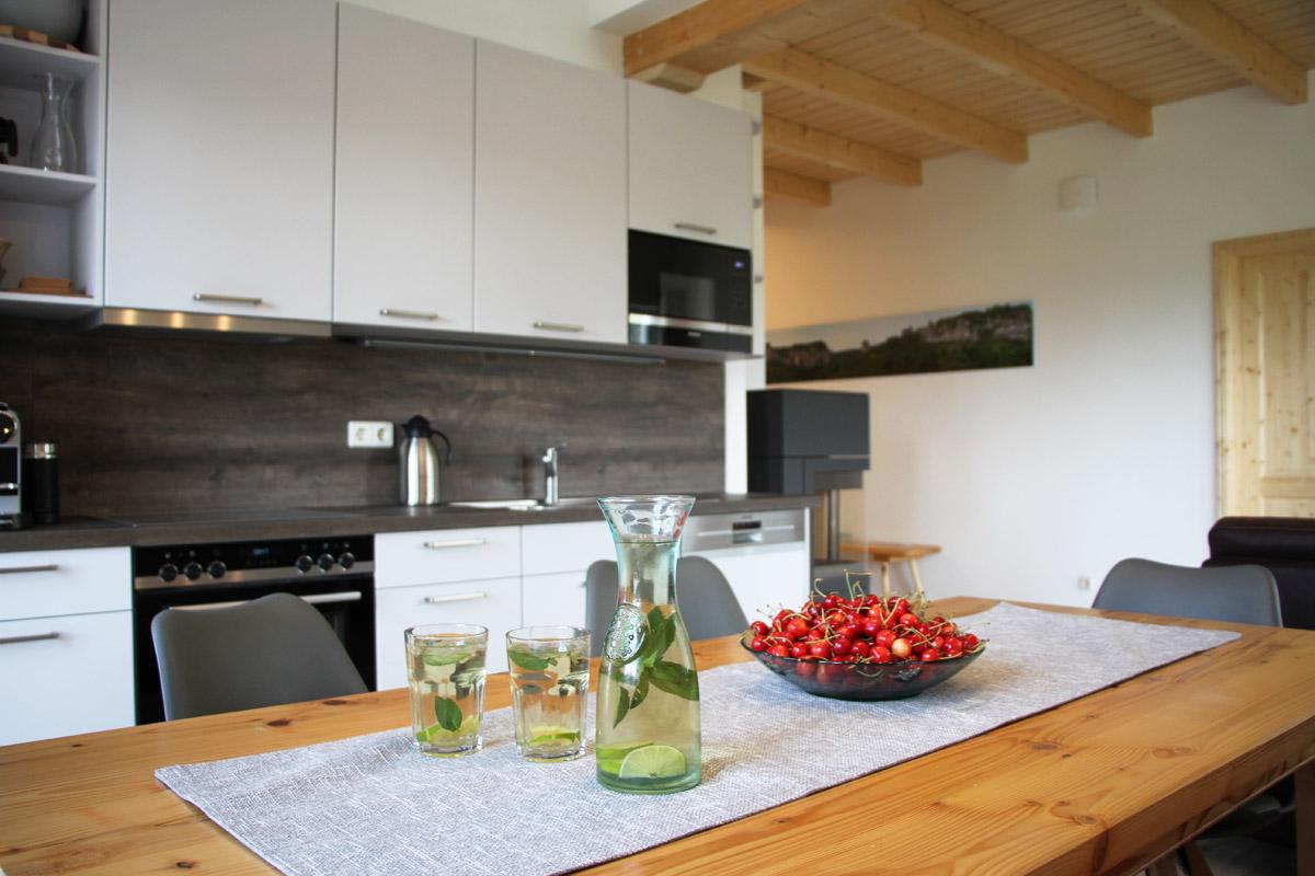 topmoderne Küche